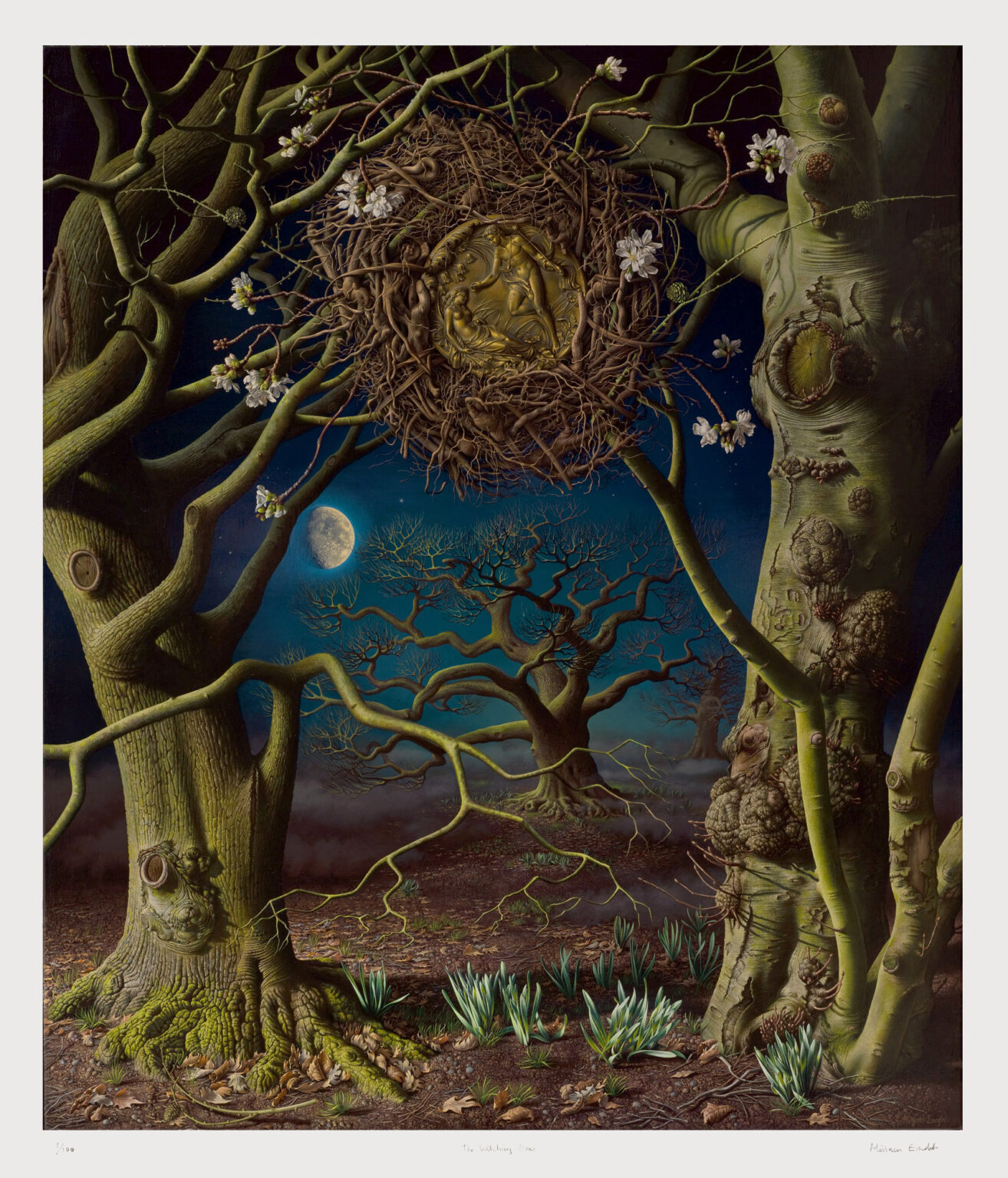 THE-WITCHING-HOUR--giclee-print-Miriam-Escofet