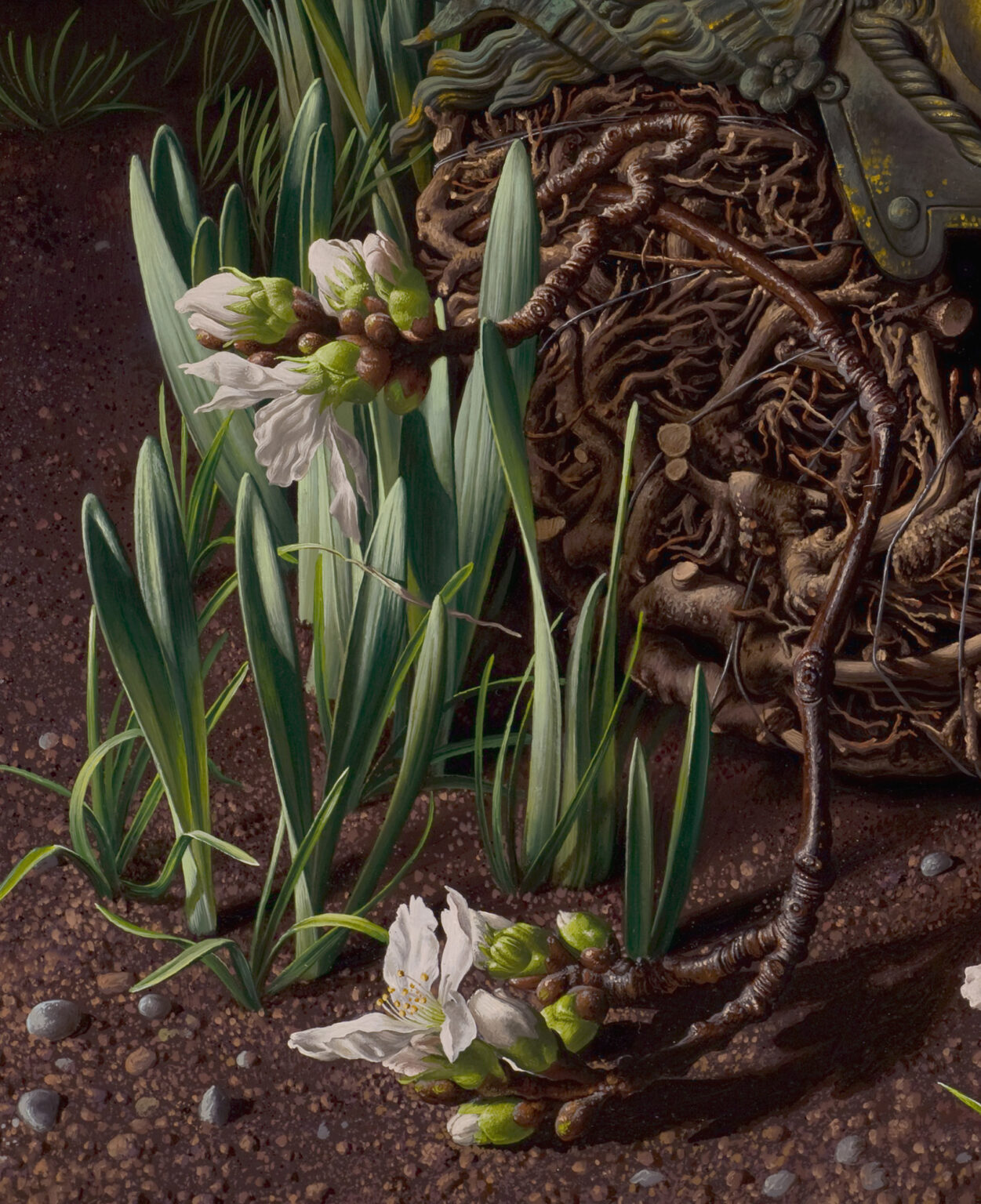 TITANIA-giclee-print-detail 3-Miriam-Escofet